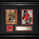 Jonathan Toews Chicago Blackhawks 2 Card Frame