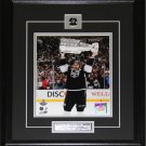 Dustin Brown Los Angeles Kings Stanley Cup 8x10 Frame