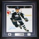 Darryl Sittler Toronto Maple Leafs Signed 16x20 Frame