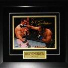 Dan Henderson UFC signed 8x10 frame