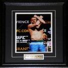 Chuck Liddell UFC 8x10 frame