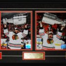2010 Chicago Blackhawks Stanley Cup 4 photograph frame