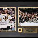 Zdeno Chara Boston Bruins Stanley Cup 2 photo Frame
