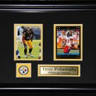 Troy Polamalu Pittsburgh Steelers 2 card Frame