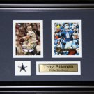Troy Aikman Dallas Cowboys 2 Card Frame