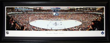 Toronto Maple Leafs Air Canada Center Panorama Frame