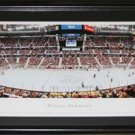 Ottawa Senators Scotiabank Place Panorama Frame