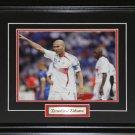 Zinedine Zidane soccer football 8x10 frame