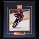 Wayne Gretzky Edmonton Oilers 8x10 frame