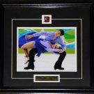 Vanessa Crone & Paul Poirier Winter Olympics 8x10 frame
