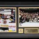 Tim Thomas Boston Bruins Stanley Cup 2 photo Frame