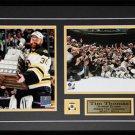 Tim Thomas Boston Bruins MVP 2 photo Frame