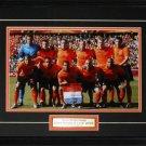 Team Netherlands 2010 World Cup Frame