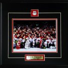 Team Canada 2010 Women's Hockey Gold Medal 8x10 Frame