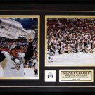 Sidney Crosby 2010 Stanley Cup 2 photo Frame