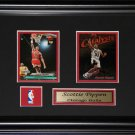 Scottie Pippen Chicago Bulls 2 Card Frame