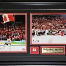 Roberto Luongo Team Canada 2010 Champions 2 photo frame