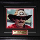 Richard Petty Nascar signed 8x10 frame