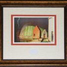 Prelude 1945 artist print frame