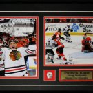 Patrick Kane Chicago Blackhawks Stanley Cup 2 photo Frame