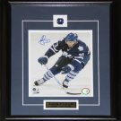 Luca Caputi Toronto Maple Leafs signed 8x10
