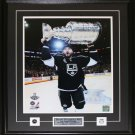 Drew Doughty Los Angeles Kings Stanley Cup 16x20 frame