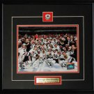 Chicago Blackhawks 2010 Stanley Cup 8x10 frame