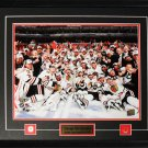 Chicago Blackhawks 2010 Stanley Cup 16x20 frame