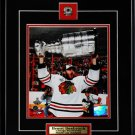 Brent Seabrook Chicago Blackhawks Stanley Cup 8x10 Frame