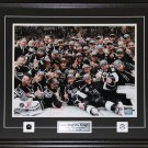 2012 Los Angeles Kings Stanley Cup Champions 16x20 Frame
