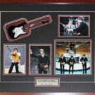 Paul McCartney Miniature Guitar 3 photograph frame