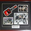 Kiss Miniature Guitar 3 photograph frame