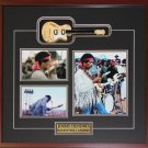 Jimmy Hendrix Miniature Guitar 3 photograph frame