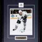 Tyler Bozak Toronto Maple Leafs signed 8x10 frame