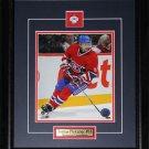 Tomas Plekanec Montreal Canadiens 8x10 frame