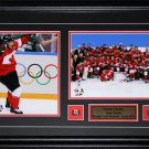 Sidney Crosby 2014 Team Canada Sochi Gold Medal 2 photo frame
