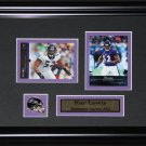 Ray Lewis Baltimore Ravens 2 card frame