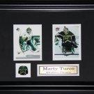 Marty Turco Dallas Stars 2 card frame