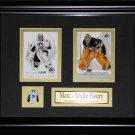 Marc-Andre Fleury Pittsburgh Penguins 2 card frame