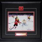 Jonathan Toews 2014 Team Canada Sochi 8x10 frame