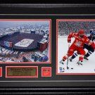 Henrik Zetterberg Detroit Red Wings 2014 Winter Classic 2 photo frame
