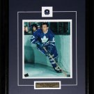 Frank Mahovlich Toronto Maple Leafs 8x10 frame