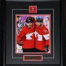 Drew Doughty & Jeff Carter 2014 Team Canada 8x10 frame