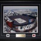 2014 Winter Classic Ann Arbour Stadium Big House 16x20 frame