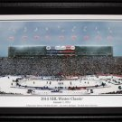 2014 Winter Classic  Ann Arbour Big House Toronto Maple Leafs Detroit Red Wings