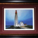 Light House - 1930 Canada Art frame