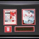 Jimmy Howard Detroit Red Wings 2 Card frame