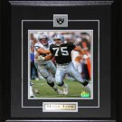 Howie Long Oakland Raiders 8x10 frame