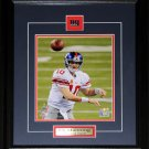Eli Manning New York Giants 8x10 frame