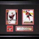Daniel Alfredsson Ottawa Senators 2 Card Frame